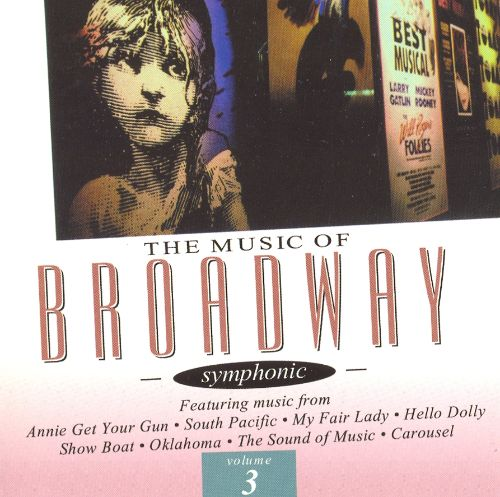 The Music of Broadway, Vol. 3