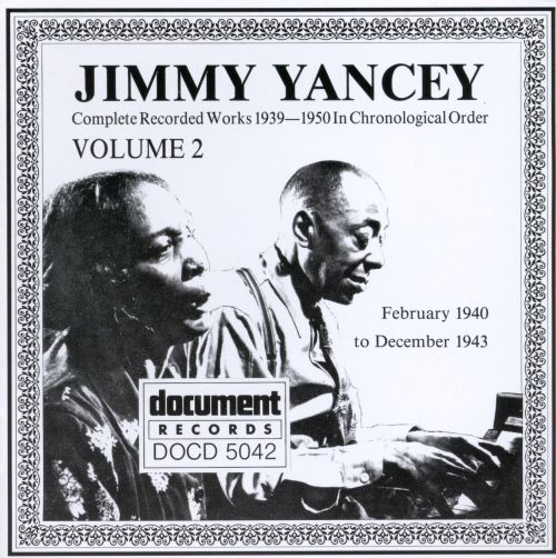 Complete Recorded Works, Vol. 2 (1940-1943)