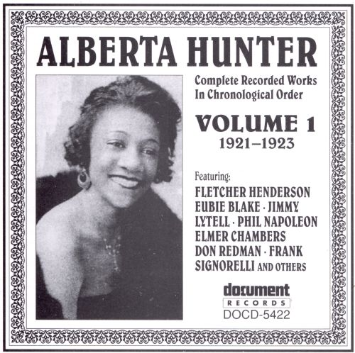 Complete Recorded Works, Vol. 1 (1921-1923)