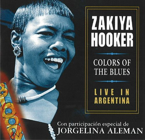 Colors of the Blues: Live in Argentina
