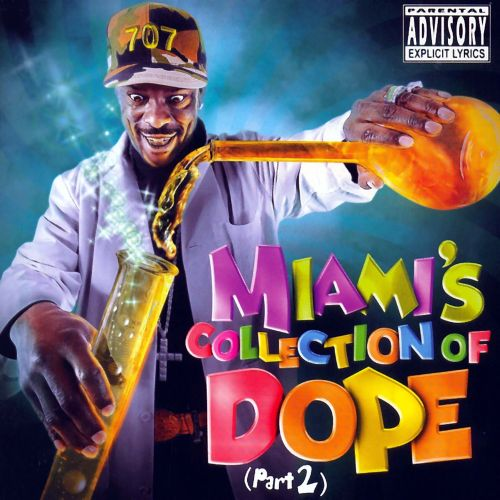 Miami's Collection of Dope, Vol. 2