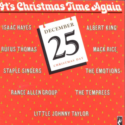 It's Christmas Time Again [Stax] - Various Artists | Songs ...