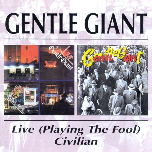 Playing the Fool: The Official Live/Civilian