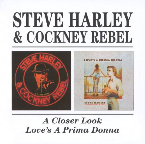 A Closer Look/Love's a Prima Donna