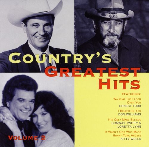 Country's Greatest Hits, Vol. 2