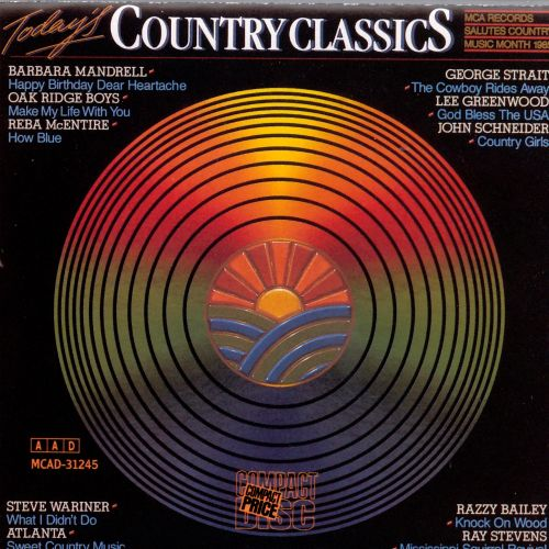 Today's Country Classics