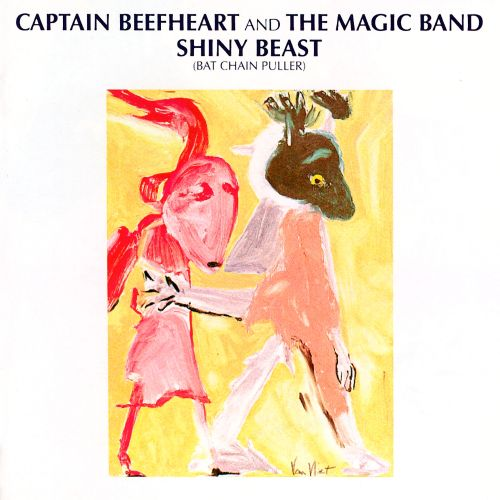 Captain Beefheart and The Magic Band, Shiny Beast (Bat Chain Puller), 1978