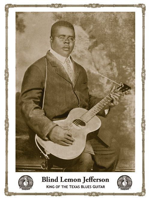 King of the Texas Blues Guitar