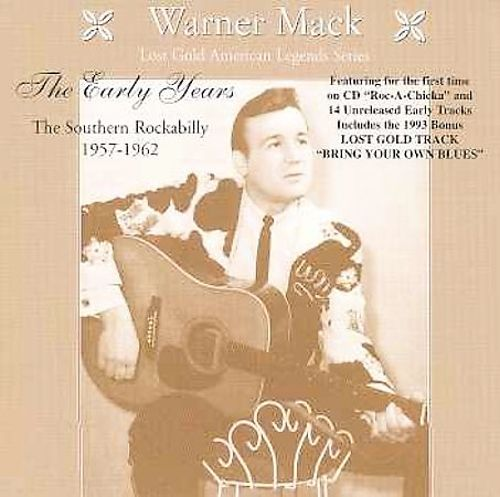 Early Years: Southern Rockabilly 1957-1962