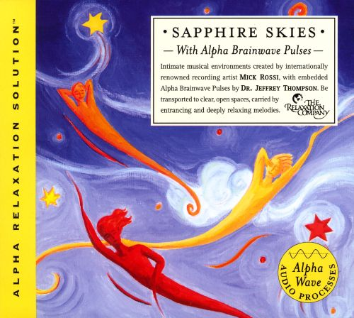 Sapphire Skies (Alpha Relaxation Solution)