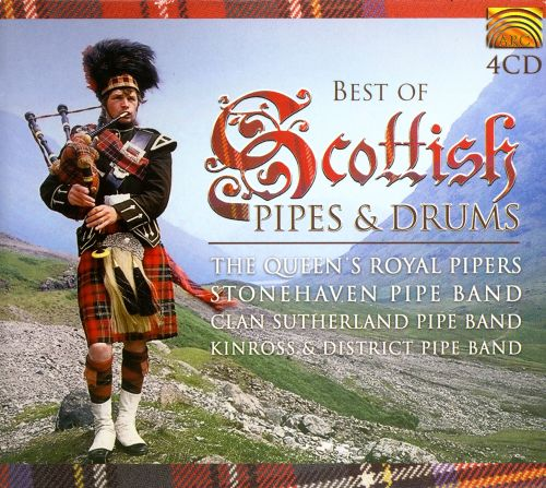 Best of Scottish Pipes & Drums [2002]