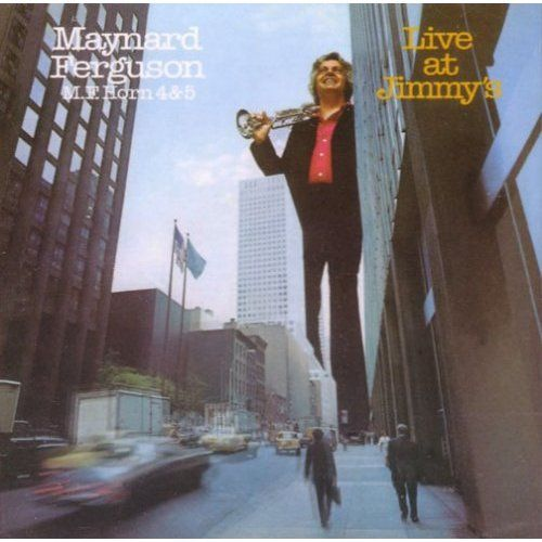 M.F. Horn, Vols. 4-5: Live at Jimmy's