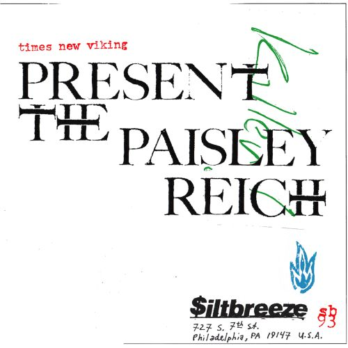 The Paisley Reich