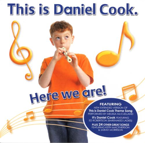 This is Daniel Cook: Here We Are!