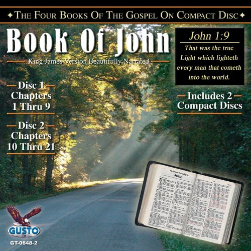 Book of John, Chapters 1-21