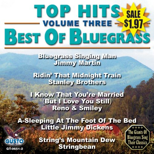 Vol. 3 the Best of Bluegrass