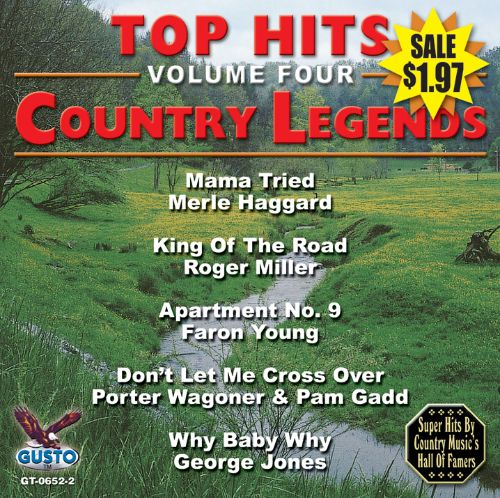 Vol. 4 Country Legends