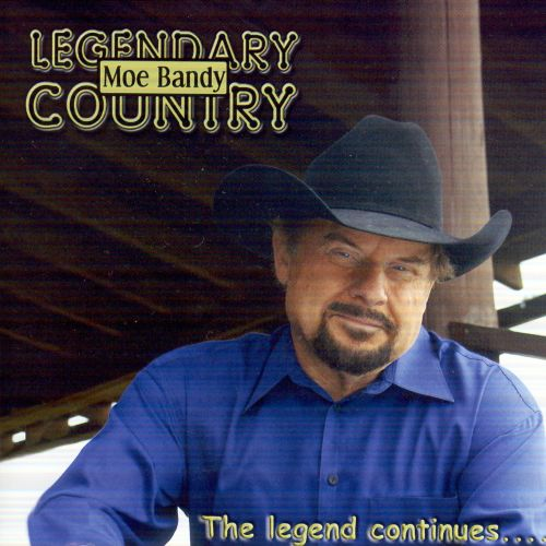 Legendary Country Moe Bandy Songs Reviews Credits Allmusic