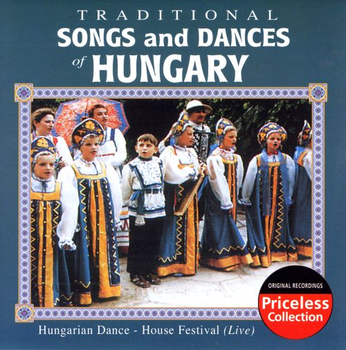 Traditional Songs & Dances of Hungary [Collectables]