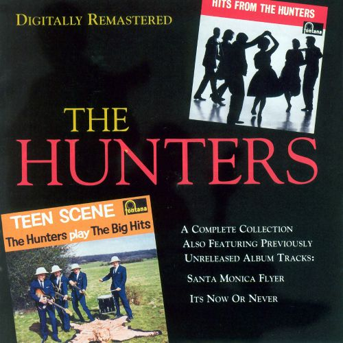 Teen Scene/Hits from the Hunters