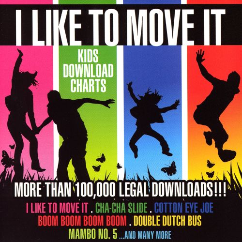 I Like to Move It: Kids Download