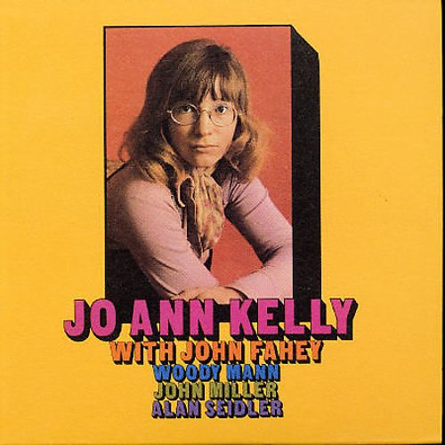 Jo Ann Kelly with J. Fahey, W. Mann & Seidler