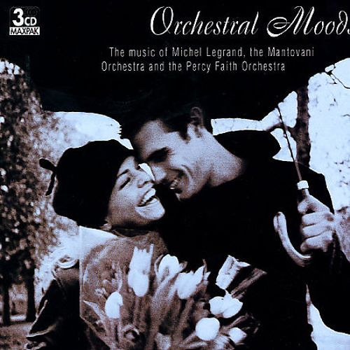 Orchestral Moods: On the Sentimental Side