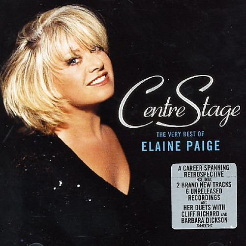 Centre Stage: The Very Best of Elaine Page