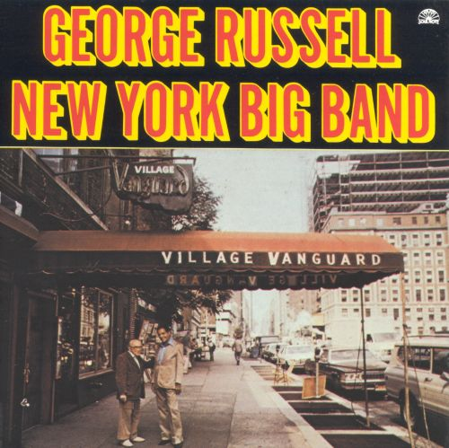 New York Big Band - George Russell