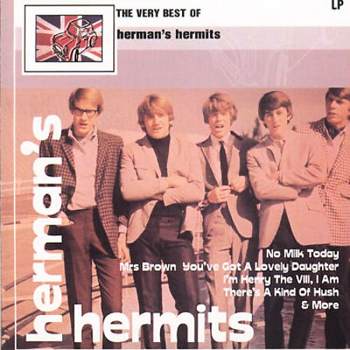 The Very Best of Herman's Hermits [Mastersong]