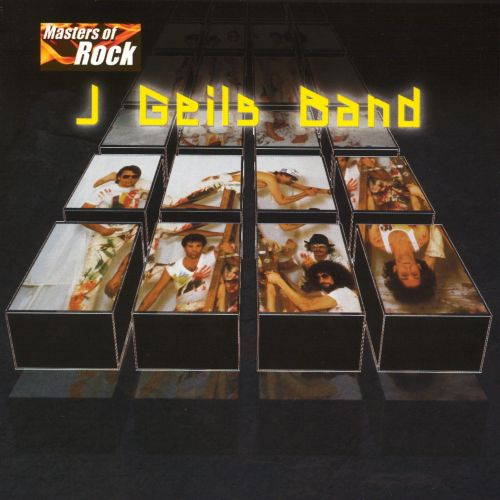 The Very Best J. Geils Band Album Ever