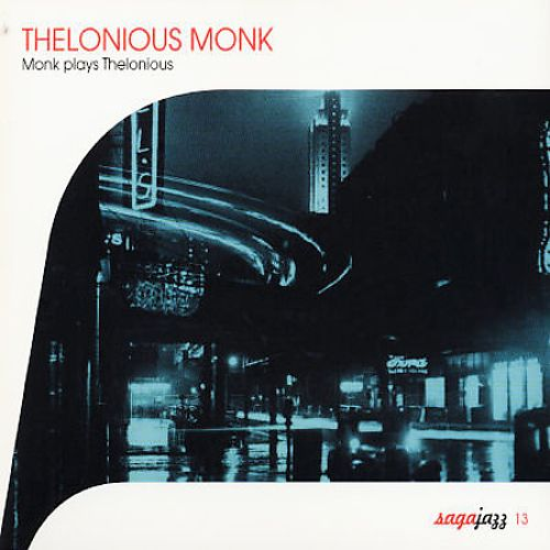 Monk Plays Thelonious