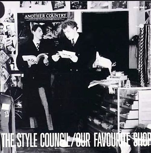 Our Favourite Shop - The Style Council   Release Info   AllMusic