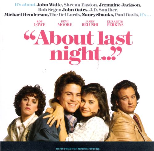 about last night original soundtrack original