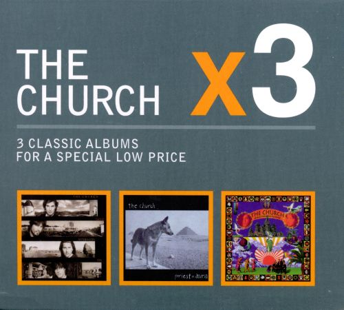The Church x3: Gold Afternoon Fix/Priest=Aura/Sometime Anywhere