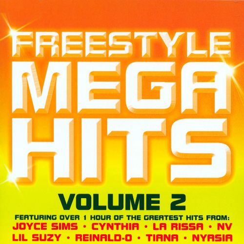 Freestyle Mega Hits, Vol. 2 [Warlock]