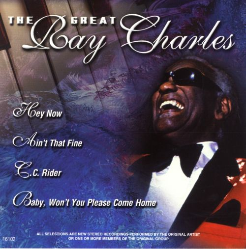 The Great Ray Charles [Platinum Disc]