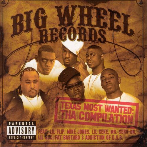 Texas Most Wanted: Tha Compilation