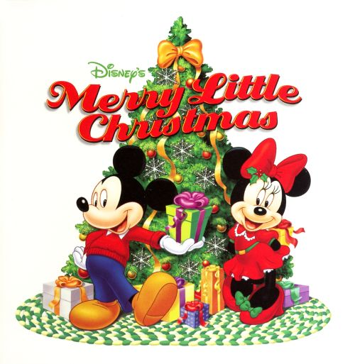 disney s merry little christmas various artists songs