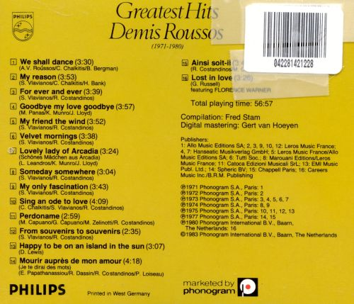 Greatest Hits: 1971-1980