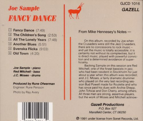 Fancy dance joe sample songs reviews credits allmusic fancy dance fancy dance stopboris Gallery