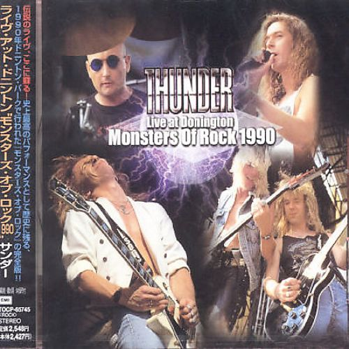 Live at Monsters of Rock 1990