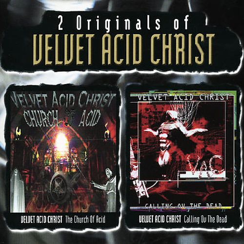 Church of Acid/Calling of the Dead