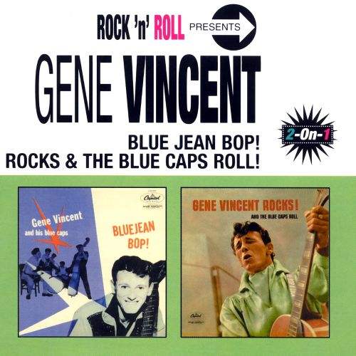 Bluejean Bop!/Rocks And the Blue Caps Roll
