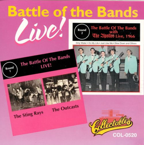Battle of the Bands Live!