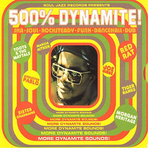 500 Dynamite Various Artists Songs Reviews Credits Allmusic