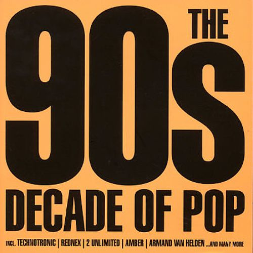 The 90's Decade of Pop