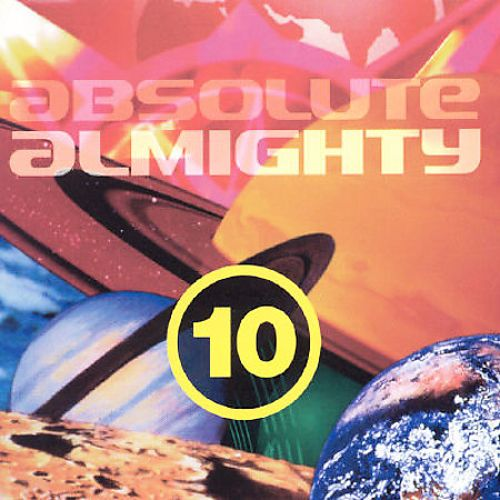 Absolute Almighty, Vol. 10