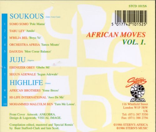 African Moves 1