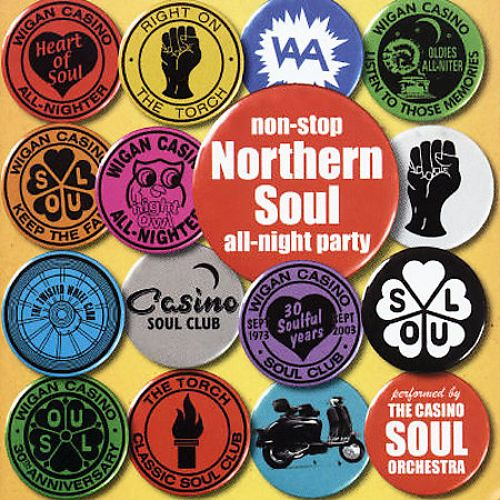 Northern Soul All Night Party